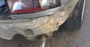 Χανιά: Διευθετήθηκε το ζήτημα με το τρακαρισμένο αυτοκίνητο