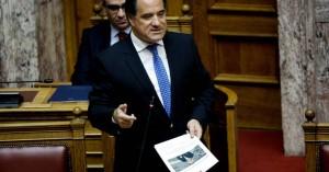 Γεωργιάδης: Η Ελλάδα πέτυχε μία από τις καλύτερες οικονομικές επιδόσεις