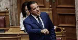 Γεωργιάδης από Βουλή: Σε εφαρμογή το μεγαλύτερο πρόγραμμα ρευστότητας επιχειρήσεων