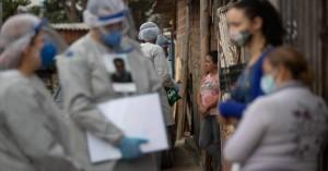 Τραγωδία στη Βραζιλία: Στην 3η θέση της μαύρης λίστας των νεκρών του κορωνοϊού