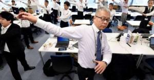 Η άσκηση που κάνουν καθημερινά εκατομμύρια Ιάπωνες από το 1920