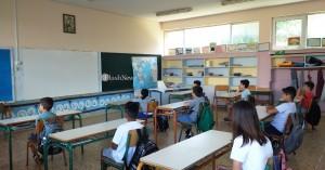 Το «πρώτο κουδούνι» ξαναχτύπησε και στα Δημοτικά Σχολεία των Χανίων (φωτο – βίντεο)