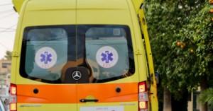 Ρέθυμνο: Στην εντατική άνδρας που χτυπήθηκε από στύλο της ΔΕΗ και φορτηγό σε ώρα εργασίας