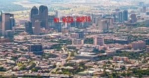 Στον ουρανό πέντε πόλεων των ΗΠΑ, τα τελευταία λόγια του Τζορτζ Φλόιντ