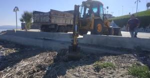 Καθαρισμός του Καράβολα σε συνεργασία Δήμου Ηρακλείου - ΕΣΔΑΚ (φώτος)
