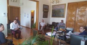 Συνάντηση με την Αντιπεριφερειάρχη Ρεθύμνου είχαν εκπρόσωποι Αλβανών μεταναστών