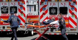 ΗΠΑ: 743 νέοι θάνατοι από κορωνοϊό το τελευταίο 24ωρο