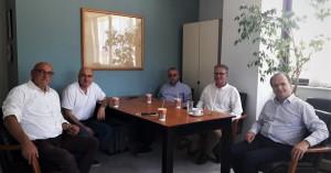 Συνεργασία για την υποστήριξη λειτουργίας των Σχολών και Τμημάτων του Πανεπιστημίου Κρήτης