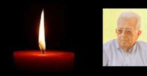 Eκοιμήθη ο πατέρας του Θεοφιλεστάτου Επισκόπου Δορυλαίου κ. Δαμασκηνού