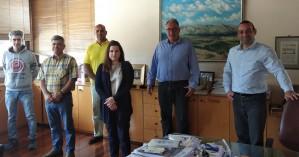 Συνάντηση στο ΜΑΙΧ για τη βιολογική και συμβατική ελαιοκαλλιέργεια