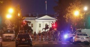 ΗΠΑ: Ξεφεύγει η κατάσταση! Στρατός με βαρύ οπλισμό στην Ουάσινγκτον