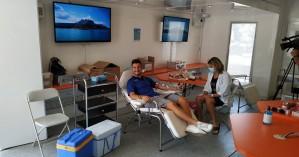 Χανιά-Χαμόγελο του παιδιού: Δίνουν αίμα για τις ανάγκες που προκύπτουν λόγω κορωνοϊού