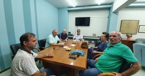 Αγιος Νικόλαος: Συνάντηση με το προεδρείο της κοινότητας Βραχασίου