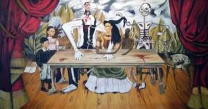 Ισπανός έμπορος τέχνης λέει πως βρήκε «Το Πληγωμένο Τραπέζι» της Φρίντα Κάλο