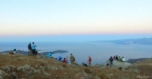 Το πρόγραμμα πεζοποριών του Ορειβατικού Συλλόγου Αγίου Νικολάου το 1ο δεκαήμερο Αυγούστου