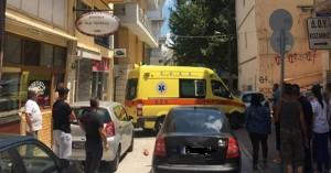 Σκηνές τρόμου σε Εφορία -  Άνδρας κυνηγούσε τους υπαλλήλους με τσεκούρι! (φωτο-βιντεο)