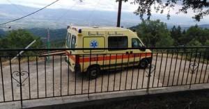 Πώς το ΕΚΑΒ έσωσε γυναίκα που κινδύνευε στη Μακρακώμη