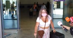 Στο Ηράκλειο οι πρώτοι τουρίστες από την Αγγλία (φωτο)