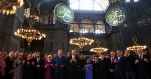 Ξαναγράφει την ιστορία ο Ερντογάν: Ο Μωάμεθ ο Πορθητής ήταν ηγέτης και Ορθόδοξων