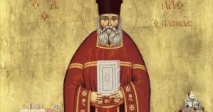 Τα Χανιά υποδέχονται την κάρα του Αγίου Νικολάου Πλανά