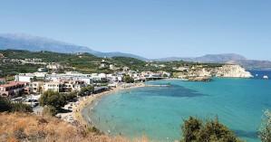 Γυναίκα άφησε την τελευταία της πνοή στην παραλία της Αλμυρίδας