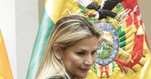 Κόλλησε κορωνοϊό και η μεταβατική πρόεδρος της Βολιβίας