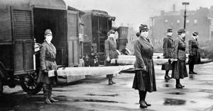 Μάσκες και απαγόρευση συνωστισμού : Πώς διαχειρίστηκε ο κόσμος την ισπανική γρίπη του 1918