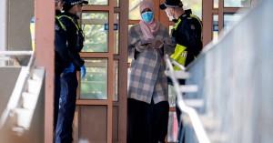Σε ισχύ αυστηρά περιοριστικά μέτρα στη Μελβούρνη μετά την έκρηξη κρουσμάτων κορωνοϊού