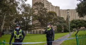 Νέα περιοριστικά μέτρα σε ισχύ από απόψε στη Μελβούρνη κατά της εξάπλωσης του κορωνοϊού