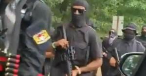 ΗΠΑ: Διαδηλωτές πήγαν οπλισμένοι σε συγκέντρωση σε πάρκο της Τζόρτζια