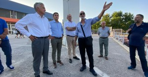 Κουριδάκης: Σημαίνει πολλά η επίσκεψη του υφυπουργού Αθλητισμού