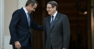 Μητσοτάκης: Να απαντήσει η Ευρώπη στις προκλήσεις της Τουρκίας