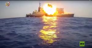 Λιβύη: Ένας πύραυλος, μια βύθιση – Το «ευθύβολο» μήνυμα της Αιγύπτου στον Ερντογάν