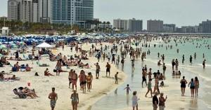 ΗΠΑ – Κορωνοϊός: Ρεκόρ ημέρας με πάνω από 15.000 νέα κρούσματα σε ένα 24ωρο στη Φλόριντα