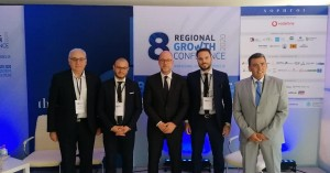 Στο 8th Regional Growth Conference ο Παύλος Μπαριτάκης