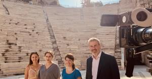 Τηλεοπτικά γυρίσματα Travel Channel στην Ελλάδα