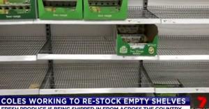 Σπεύδουν στα σούπερ μάρκετ οι κάτοικοι της Μελβούρνης, αυστηρά μέτρα και πάλι από απόψε