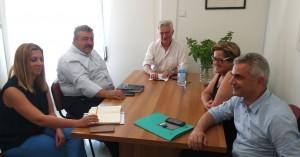 Σύσκεψη στην Αθήνα για την αξιοποίηση του Υδατικού Δυναμικού του Ταυρωνίτη Ποταμού