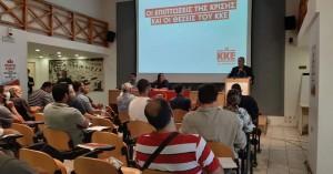 Δ. Κουτσούμπας: Η κυβέρνηση θα πρέπει να στηρίξει ουσιαστικά τους εργαζόμενους