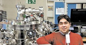 Πρώτη πραγματική φωτογράφιση των ηλεκτρονίων από κρητικό επιστήμονα