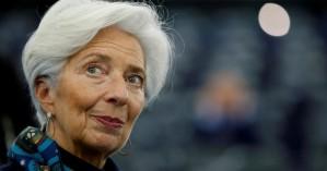 Λαγκάρντ: Η κρίση του κορονοϊού φέρνει την Ευρώπη σε εξαιρετική θέση