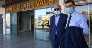 Λαμπρινός: «Mε την απαραίτητη προσοχή, η Κρήτη θα παραμείνει ασφαλής προορισμός