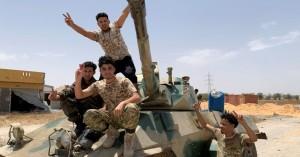 Λιβύη: Ο Ερντογάν μετέφερε πυραύλους και τανκς