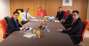 «Η Ευρώπη πρέπει να παραμείνει φιλόδοξη». Κυριάκος Μητσοτάκης