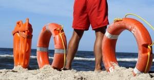 Ναυαγοσώστης έσωσε 10χρονη από βέβαιο πνιγμό