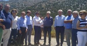 ΟΑΚ ΑΕ: Ξεκινά η κατασκευή των «Αρδευτικών Δικτύων» στο Οροπέδιο Λασιθίου