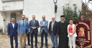 Ο Αλέξης Ζορμπάς επιστρέφει στο σπίτι του, στο Παλαιοχώρι Χαλκιδικής!