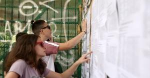Βάσεις 2020: Μεγάλη πτώση, χαμηλές επιδόσεις σε Μαθηµατικά, Ιστορία και Χηµεία