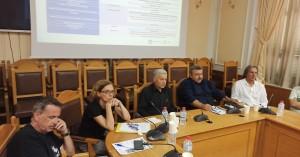 Πρώτη συνάντηση για την κλιματική αλλαγή στην Κρήτη