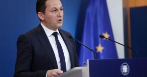 Πέτσας: Ζητάμε από την Ε.Ε. να έχει έτοιμο κατάλογο με κυρώσεις κατά της Τουρκίας
